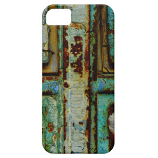 Rusty mobile case. iPhone 5 case