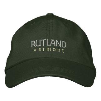 Rutland Vermont Hat