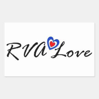 RVA Love Patriot Sticker