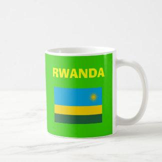 RW Rwanda* Country Code Mug