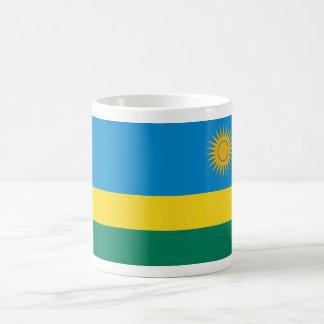 rwanda coffee mug