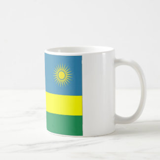 Rwanda National Flag Coffee Mug