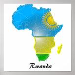 Rwanda, Print