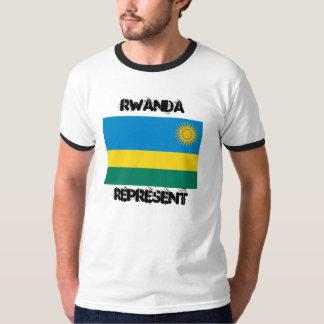 RWANDA, RWANDA REPRESENT T-Shirt