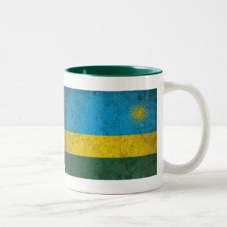 Rwanda Two-Tone Coffee Mug