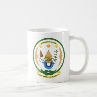 Rwanda's Coat of Arms Mug