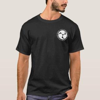 Ryukyu Kingdom Black & White Seal Shirt