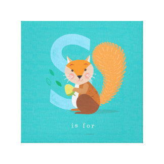 S is for... canvas prints