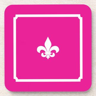 S.K. Paris Le Fleur Coasters