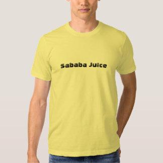 Sababa Juice T-shirts