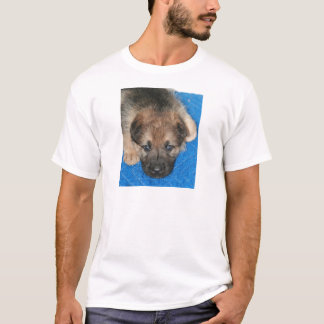 """Sable GSD Puppy """"Jack"""" T-Shirt"""