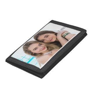 sabrina and rowan tri-fold wallet