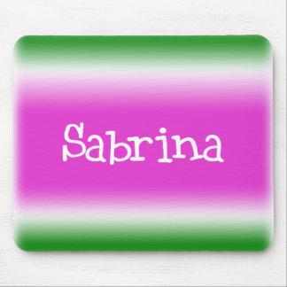 Sabrina Mouse Pad