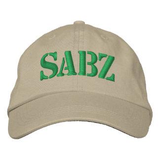 Sabz (Green) Baseball Cap