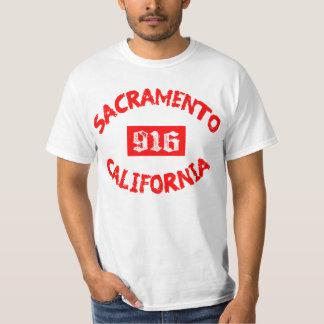 Sacramento, California Tee Shirts