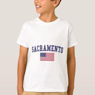 Sacramento US Flag T-Shirt