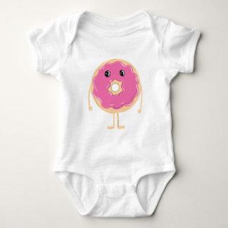 Sad Doughnut Baby Bodysuit