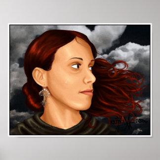 Sad Maiden Poster
