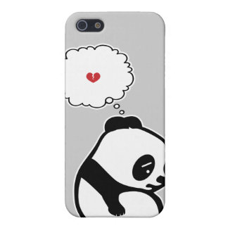 Sad Panda Case iPhone 5/5S Cover