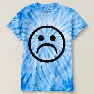 Sad Tie-Dye T-Shirt