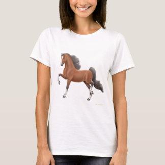 Saddlebred Horse Babydoll Shirt