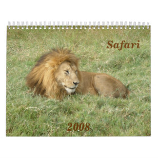 Safari 1 calendars