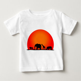 Safari Baby T-Shirt