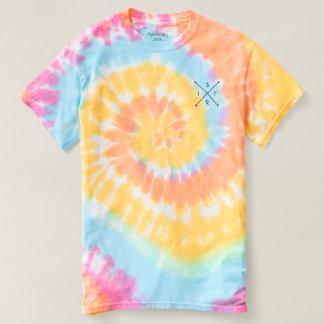 Safari Boy Spiral Tie Dye Shirt
