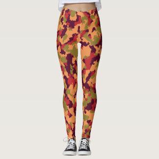 Safari Camouflage Leggings