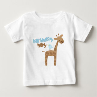 Safari Friends Baby T-Shirt