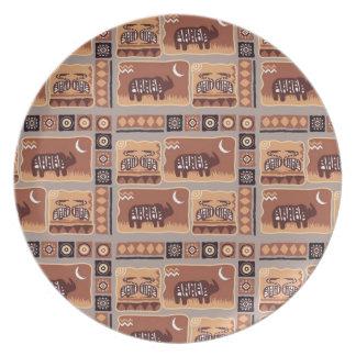 Safari Plate