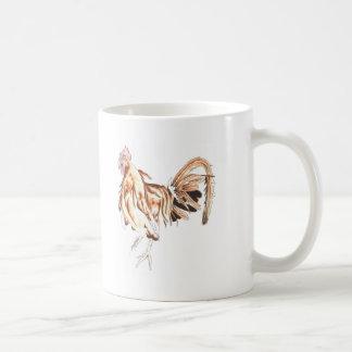 Safari Rooster Lion Coffee Mug