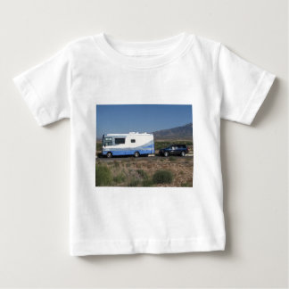 Safari Trek 1999 Blue Classic RV Motorhome Baby T-Shirt