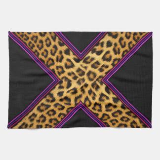 Safari X Tea Towel