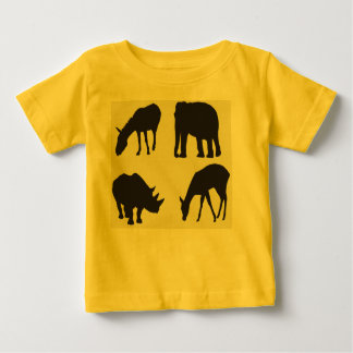 Safari zoo baby T-Shirt