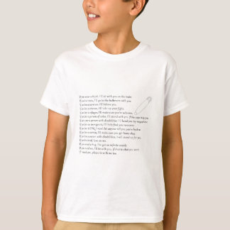 Safety Pledge T-Shirt