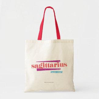 Sagittarius LtPink Tote Bag