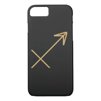 Sagittarius Zodiac Sign Basic iPhone 7 Case