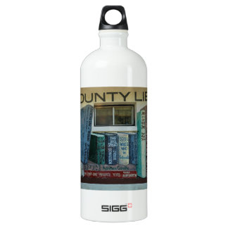 Saguache County Library, Colorado SIGG Traveller 1.0L Water Bottle
