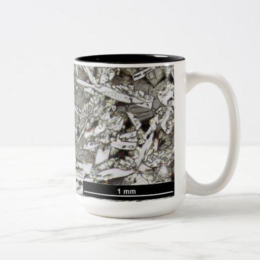 Sahara Meteorite Coffee Mug