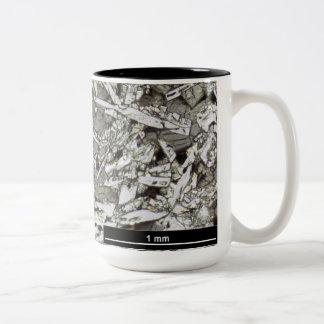 Sahara Meteorite Two-Tone Mug