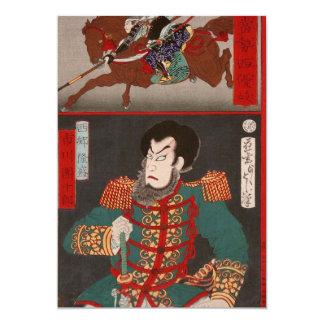 Saigo prosperous/Ichikawa group ten 郎 Card