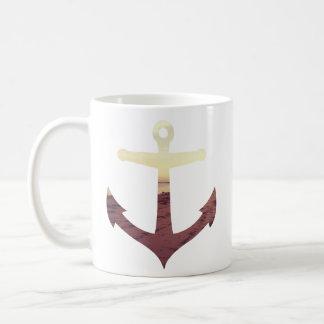 Sail Away Basic White Mug