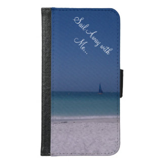 Sail Away With Me Phone Case