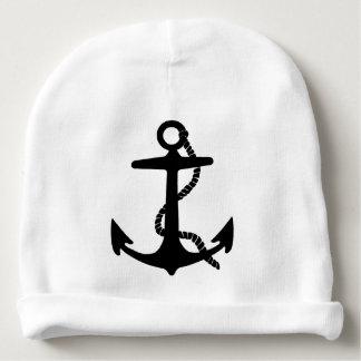 Sail Boat Anchor Baby Beanie