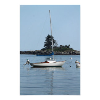 Sail Boat Photo Print