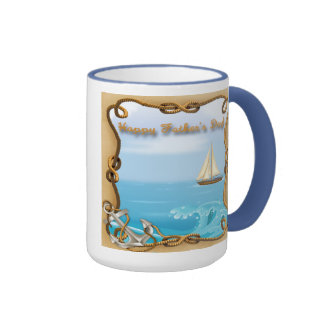 Sailboat Father s Day Mugs