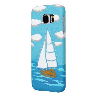 Sailboat Samsung Galaxy S6 Case