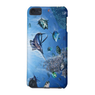 Sailfish Frenzy ipod touch cover