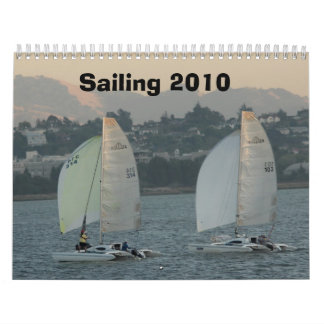 Sailing 2013 calendars